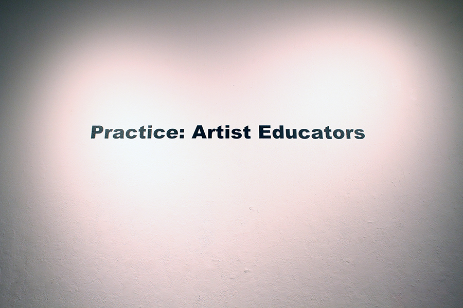 Practice: Artist Educators